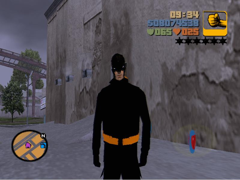 Gta vice city batman