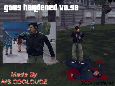 gta 3. GTA3 Hardened