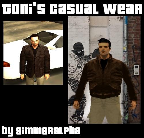 Toni's Casual Wear