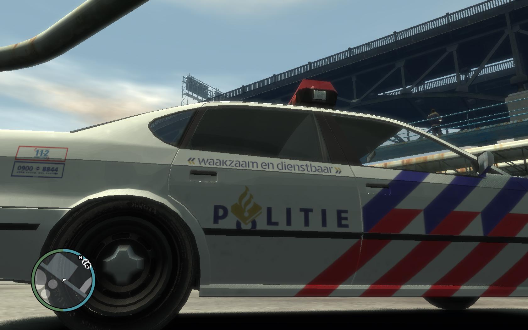 Police Cars GTA 4 Cheats
