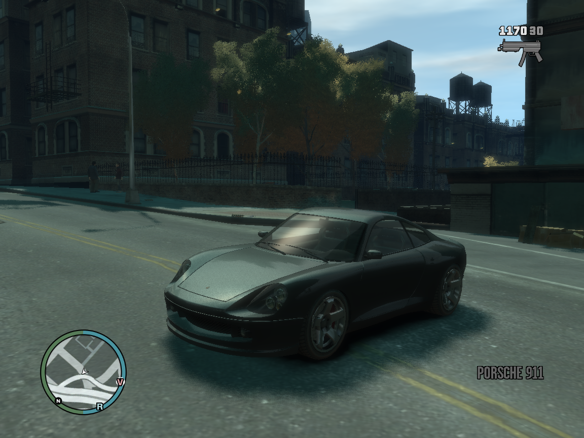 The GTA Place - First GTA IV mods appearing online