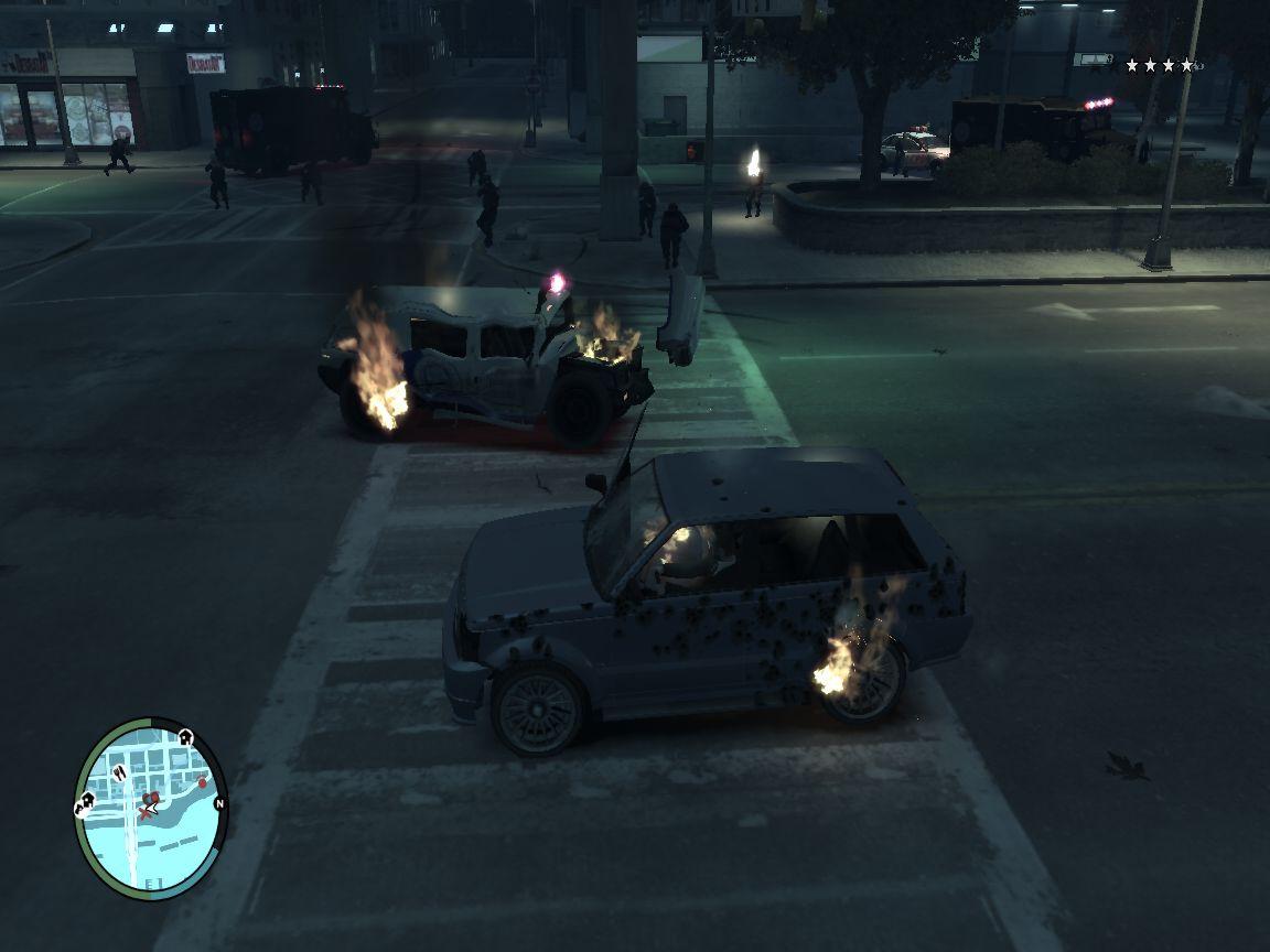 The Gta Place Gta Iv Extra Crash Cops Car Mod Ver 1 0