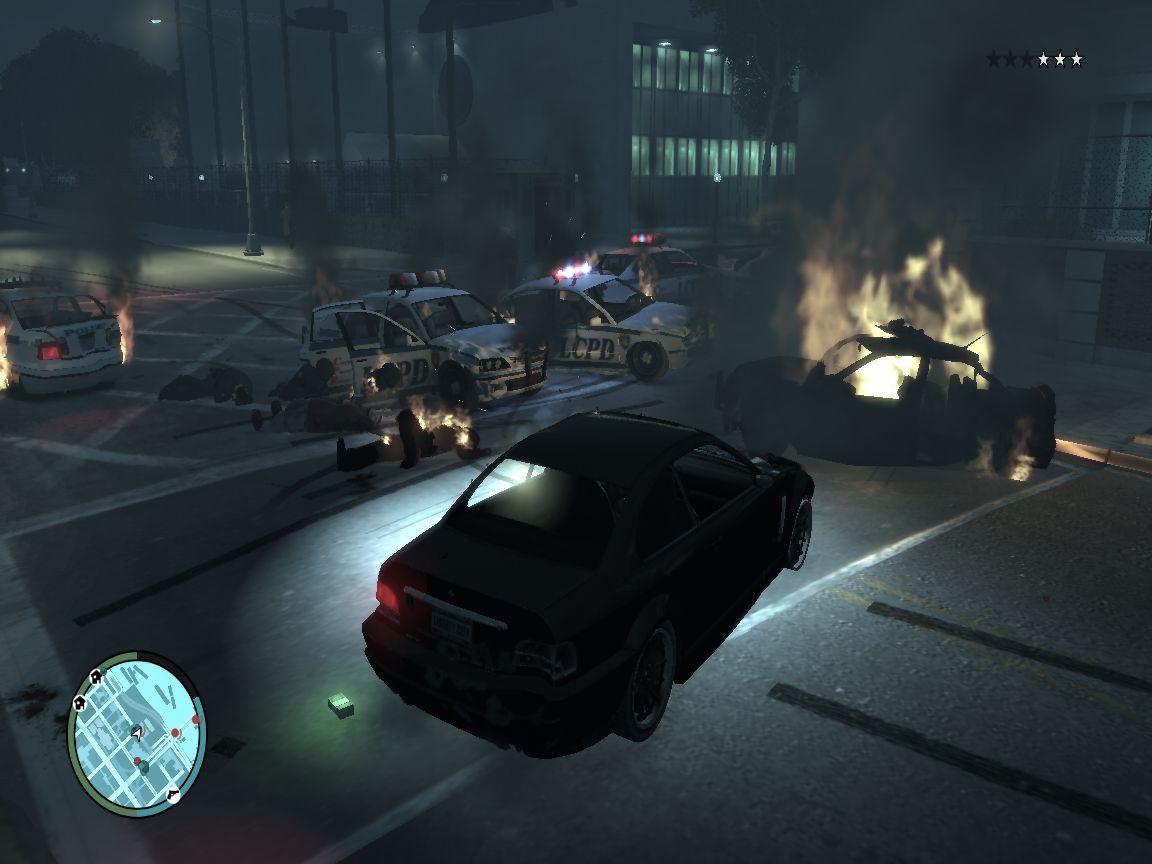 Gta San Andreas Gta Iv Car Window Crash Mod