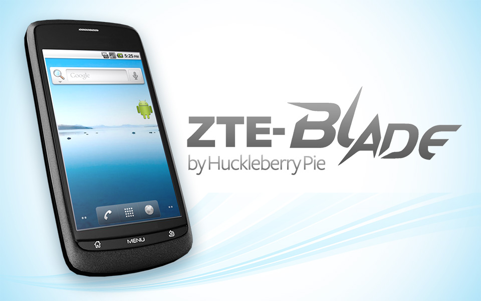 dropped and zte blade forum has strong security