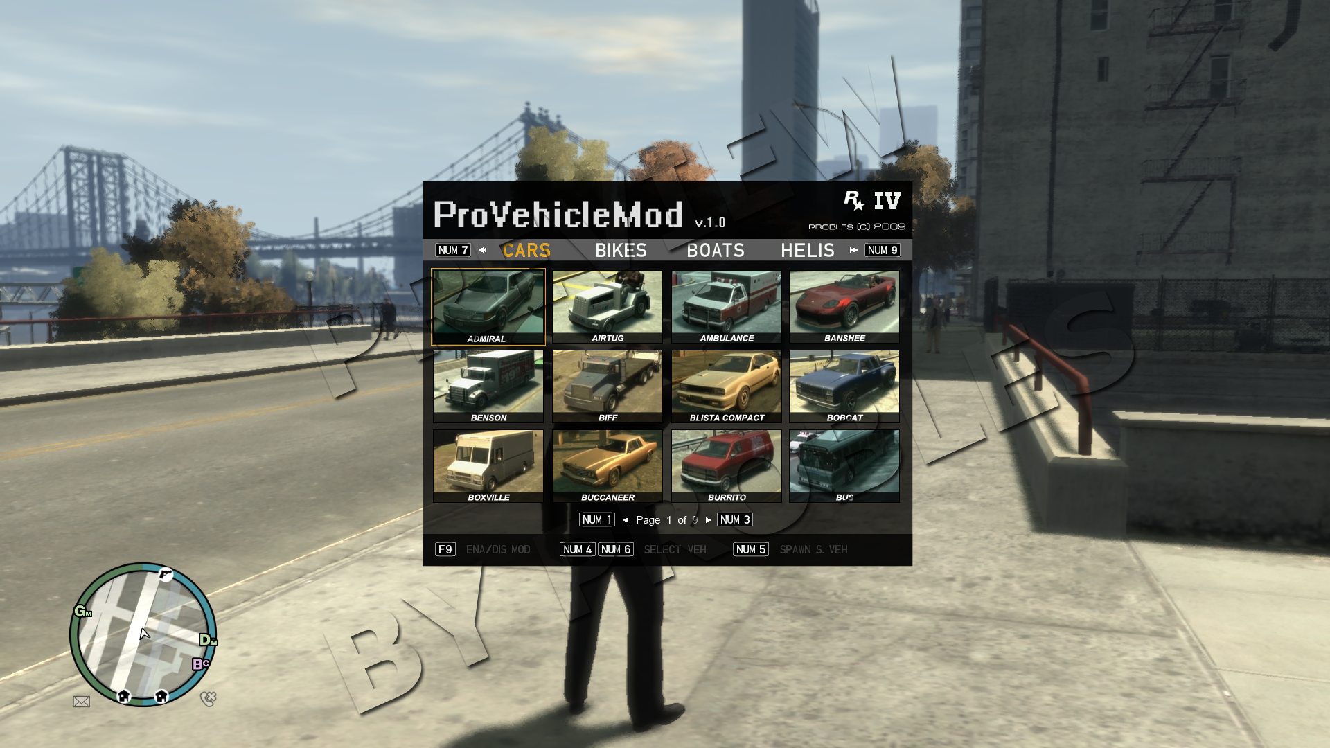 Car Modification In Gta 4 - OTO News