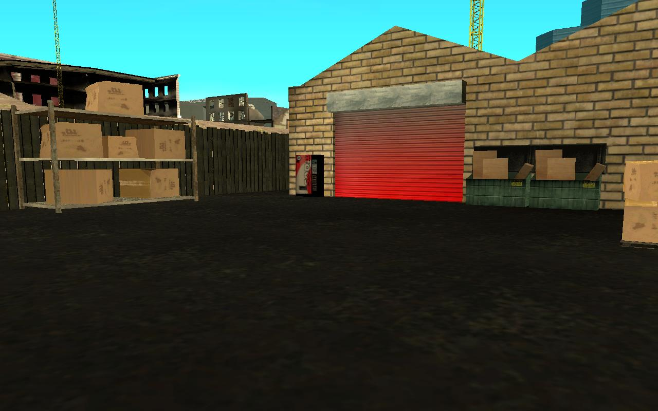 The Gta Place Modstar Garage