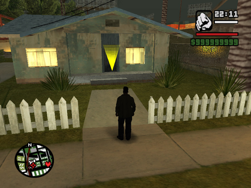 Mods de gta san andreas