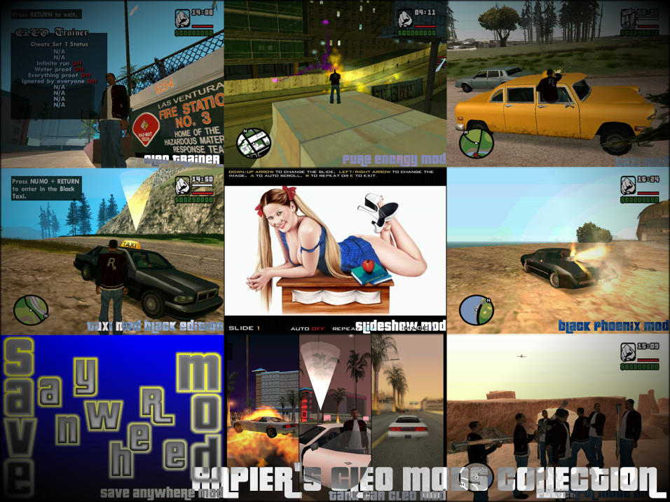 the gta place