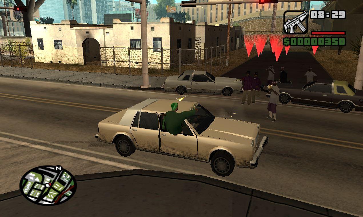 Bridge Street Auto >> The GTA Place - Grove Street Gang Life Cleo Missions