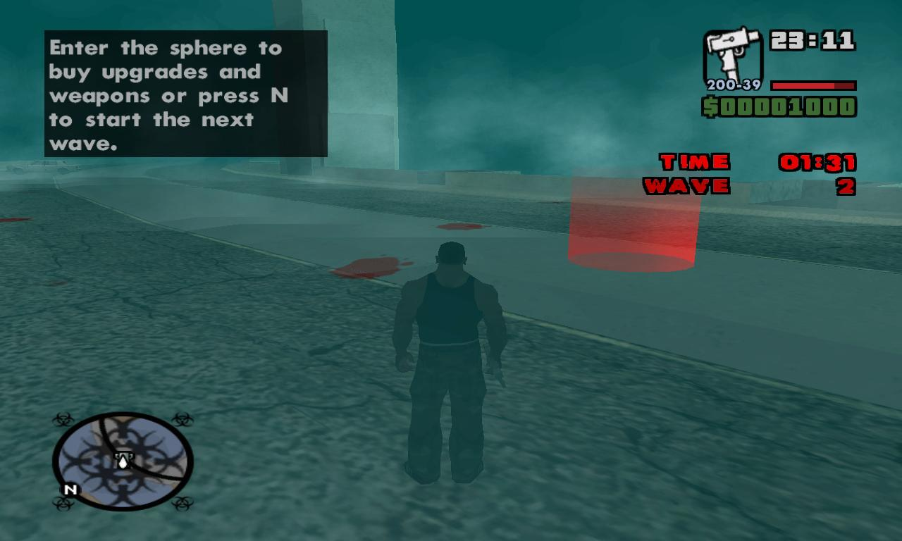 The GTA Place - Left 4 Theft: San Andreas