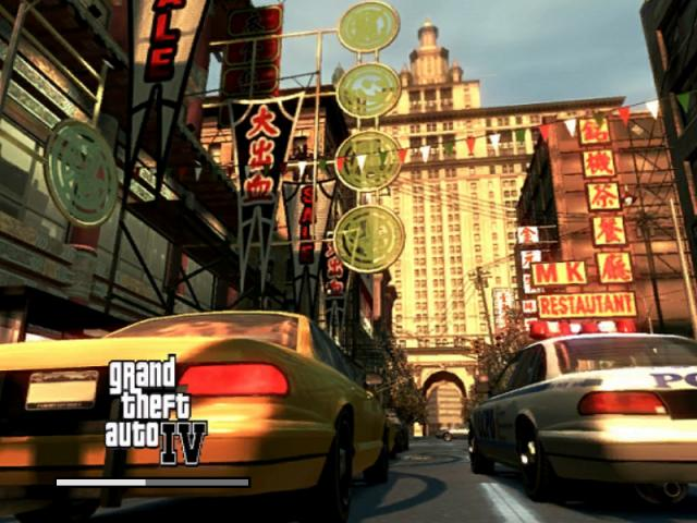 gta screens loading iv theft grand auto place screenshots report file thegtaplace