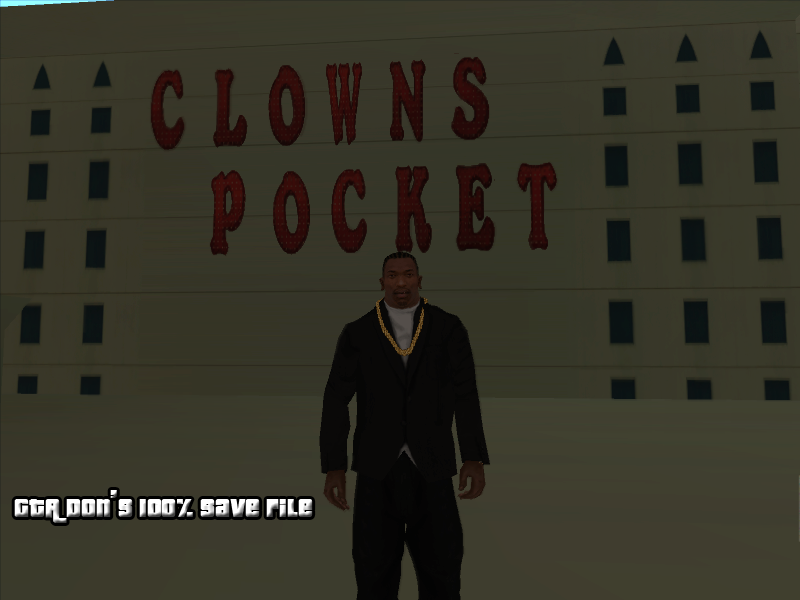 how to change san andreas save file