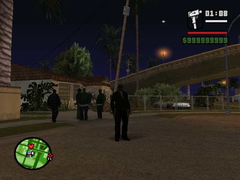 gta san andreas save files