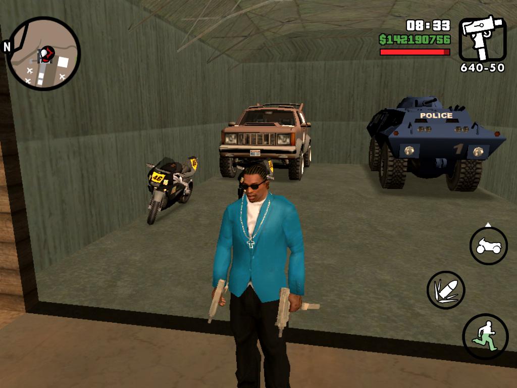 Gta San Andreas Save Games All Cars