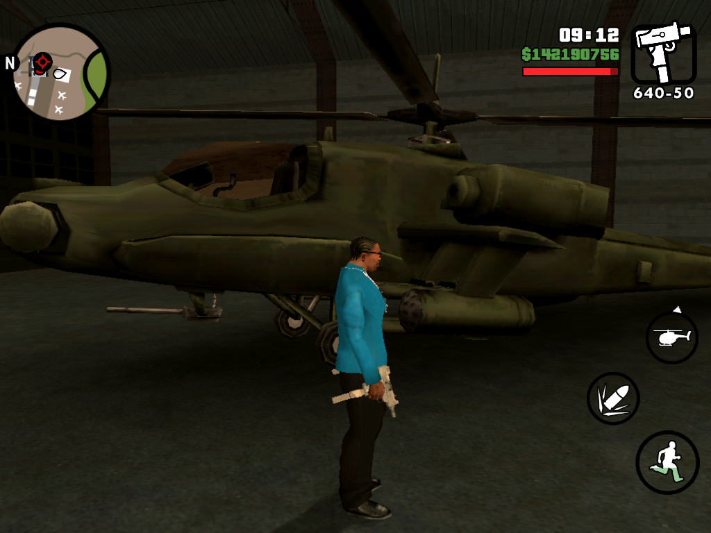 A Mod for Grand Theft Auto San Andreas