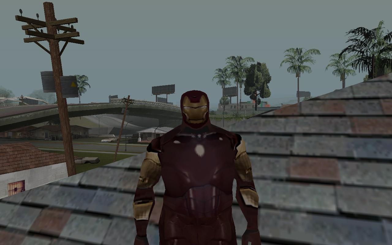 superman skin for gta vice city