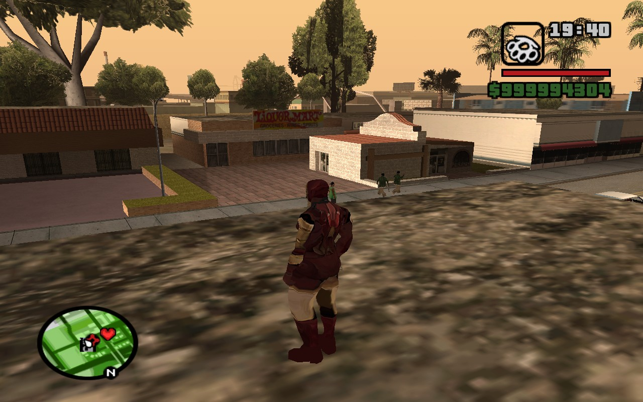 The GTA Place - IRON MAN