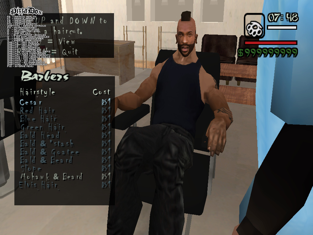 The Gta Place 1 Hairstyles Tattoo S Mod V 2 0