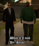 GTA SA White CJ skin
