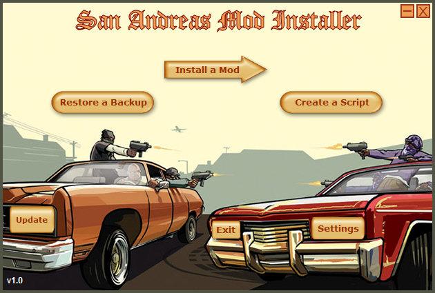 Gta San Andreas Mod Installer Latest Version Free Download