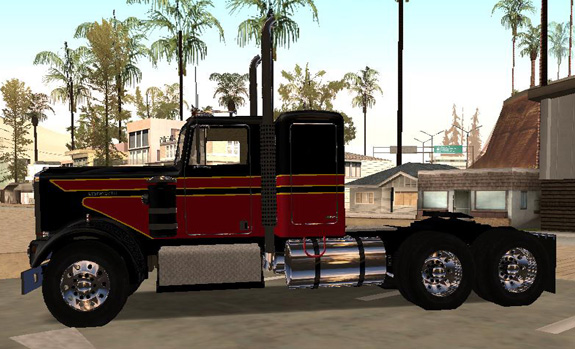 The GTA Place 1973 Kenworth