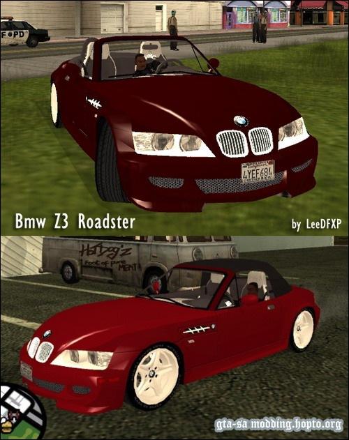 The Gta Place Bmw Z3 Roadster