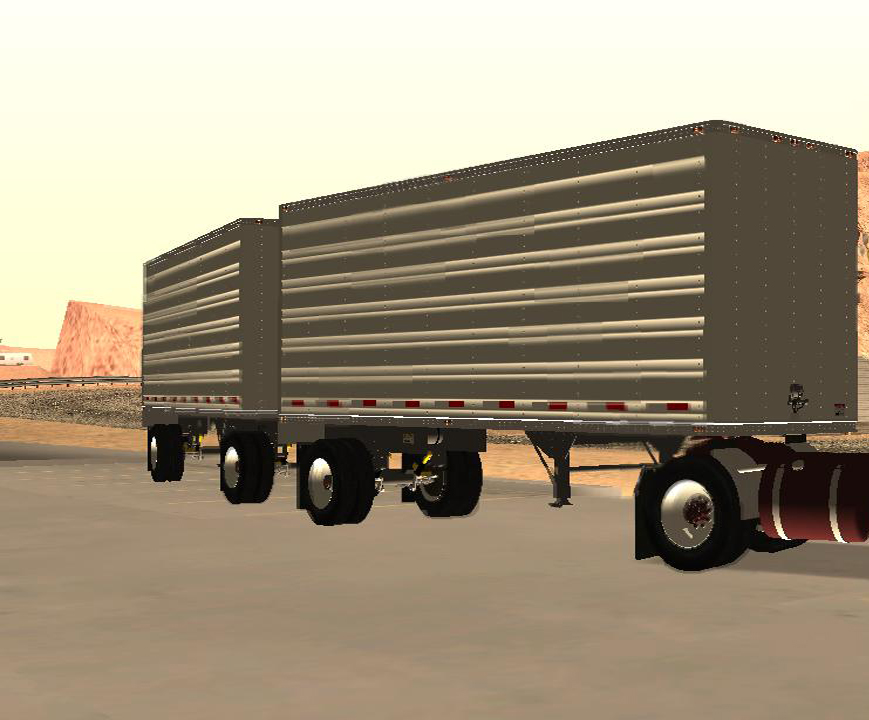 can you hook up a semi trailer in gta 4 Select one of the following categories to start browsing the latest gta gtaextended - gameplay & general feedback trailer they won't hook up-several semi.