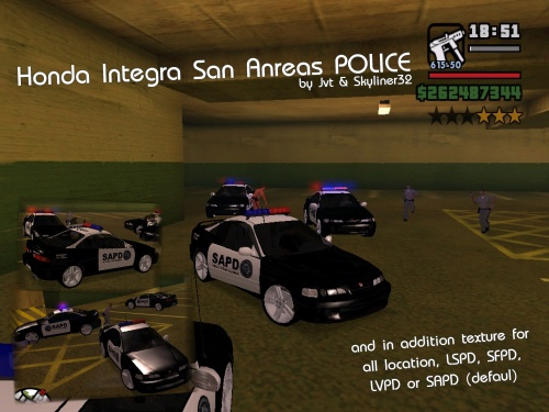 user posted image  Gta San Andreas Police Cars