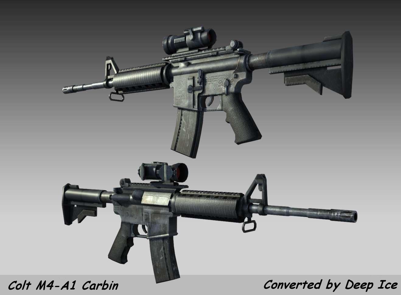 carabina m4