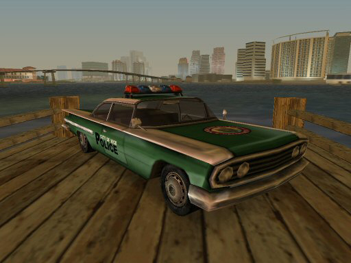 The Gta Place Voodoo Police