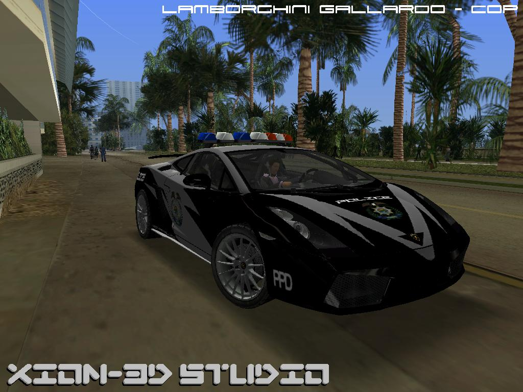 the gta place lamborghini gallardo xion patrol edition. Black Bedroom Furniture Sets. Home Design Ideas