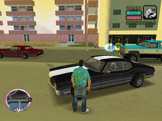 The GTA Place - Vice City Cars Re-sTyle v2 5 R2