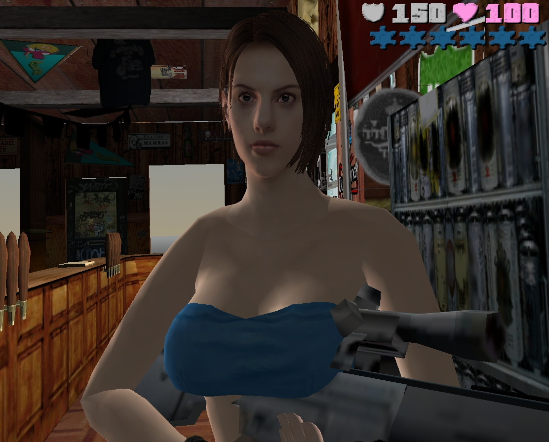 gta vice city girl nude