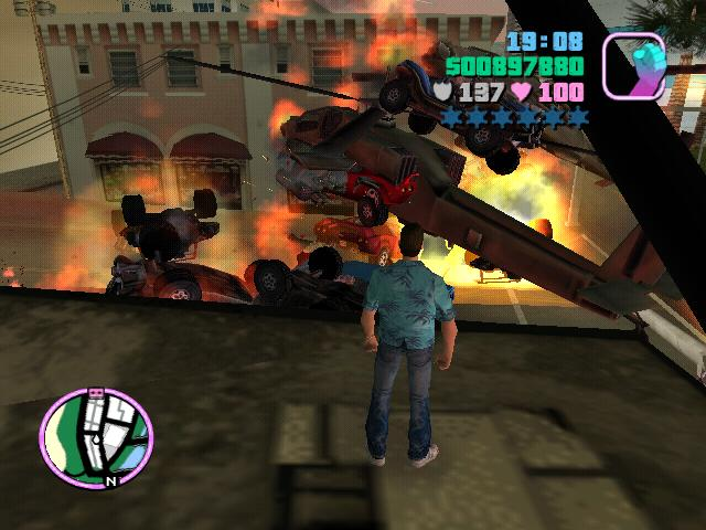 The GTA Place - Vice City saved game