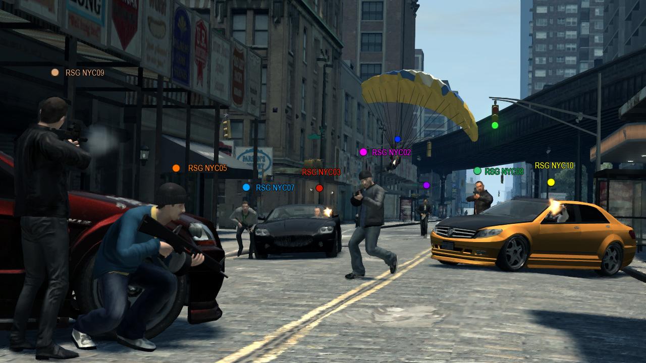 Grand Theft Auto: Liberty City Stories - Rockstar …