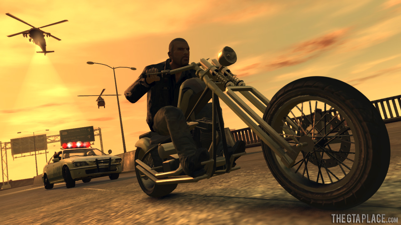 These are all of the official grand theft auto iv screenshots that