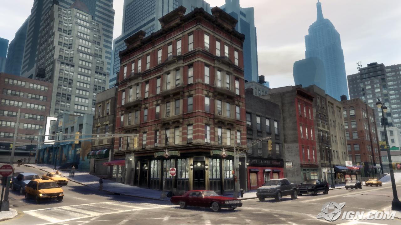 The GTA Place - GTA IV Screenshots