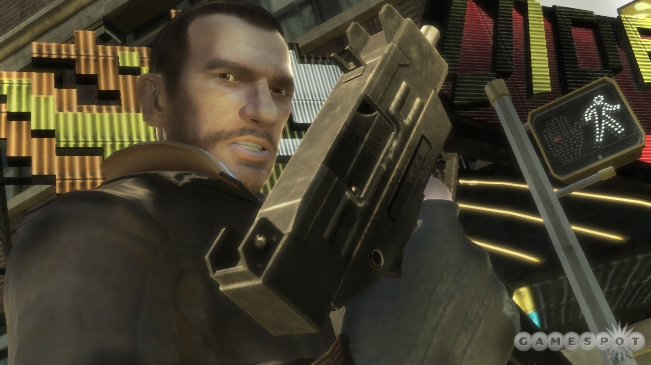 GTA IV Screenshots