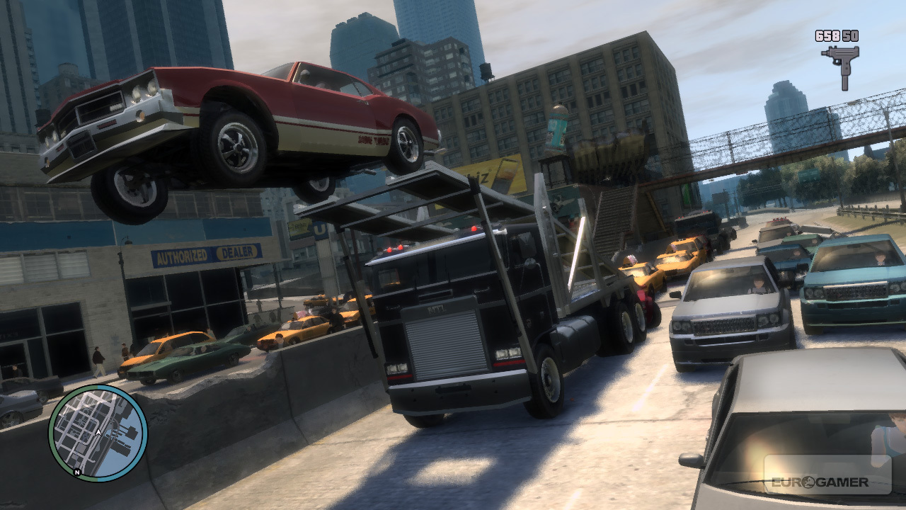 The GTA Place - GTA IV Screenshots