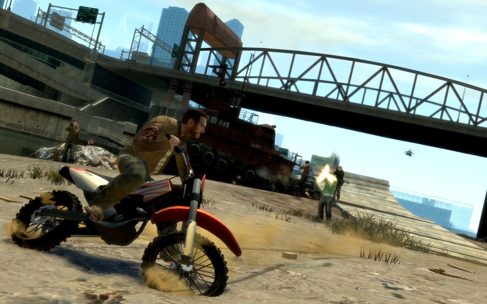 grand theft auto iv cheats helicopter with Pc Screenshots on Watch also Gta V 5 Tudo O Que Precisao De Saber Ps4xbox One E Pc together with Gta Episodes From Liberty City Xbox 360 additionally Wallpaper moreover Gta 5 Cheats And Easter Eggs.