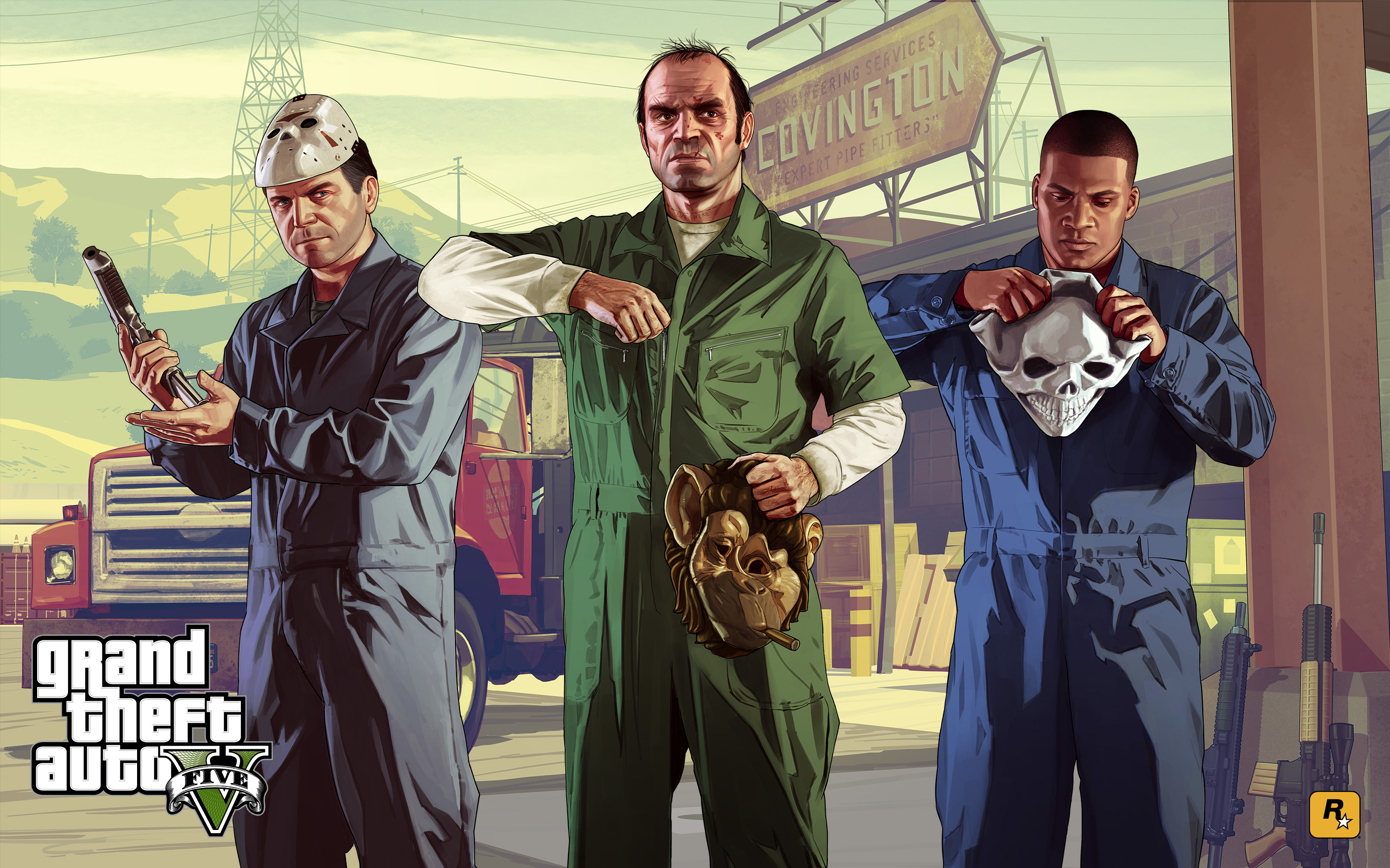 Grand Theft Auto Wallpapers Wallpaper