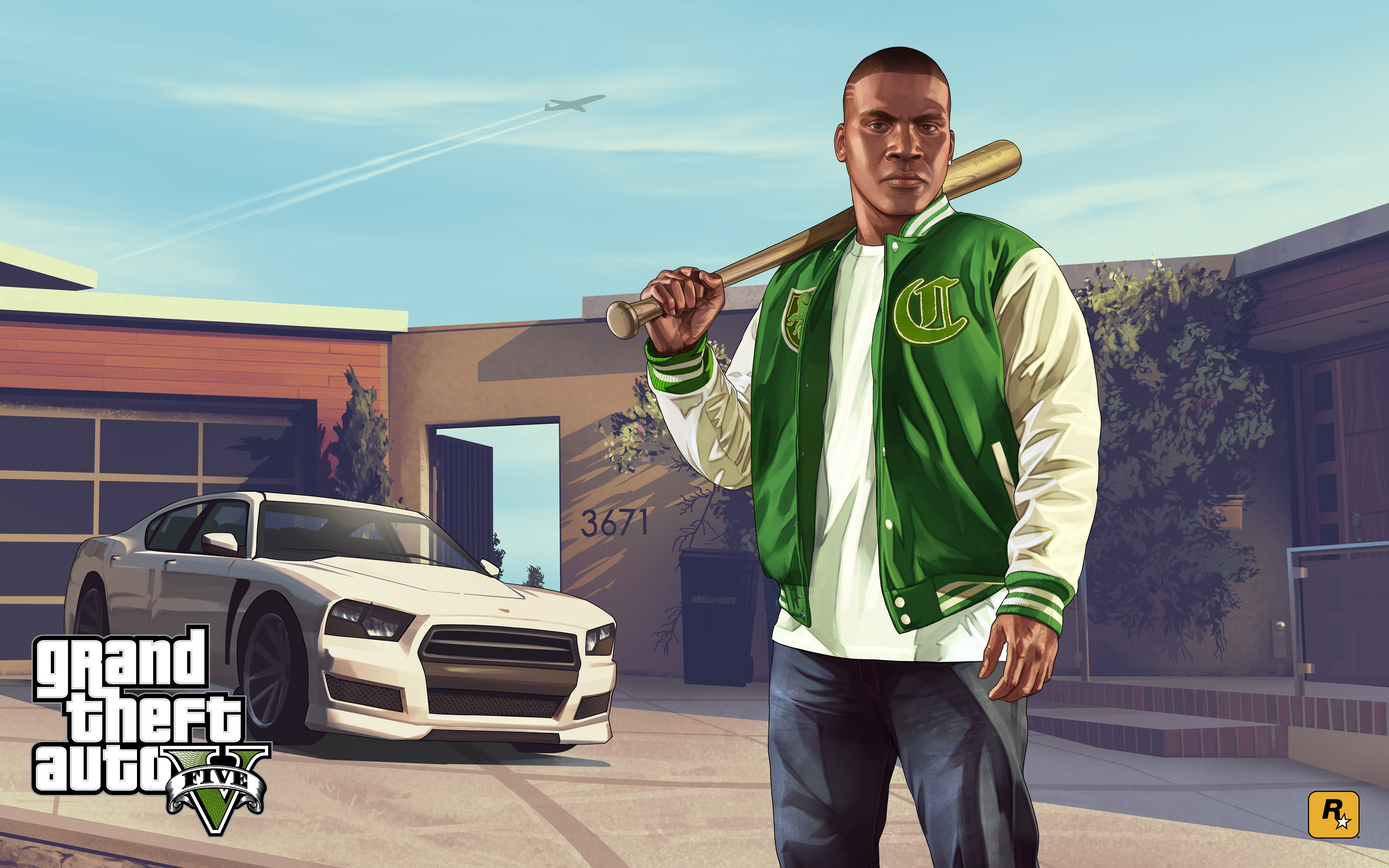 Gta 5 Franklin Aoutos Hd Wallpapers