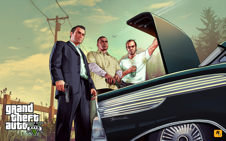 The GTA Place - GTA V Artwork