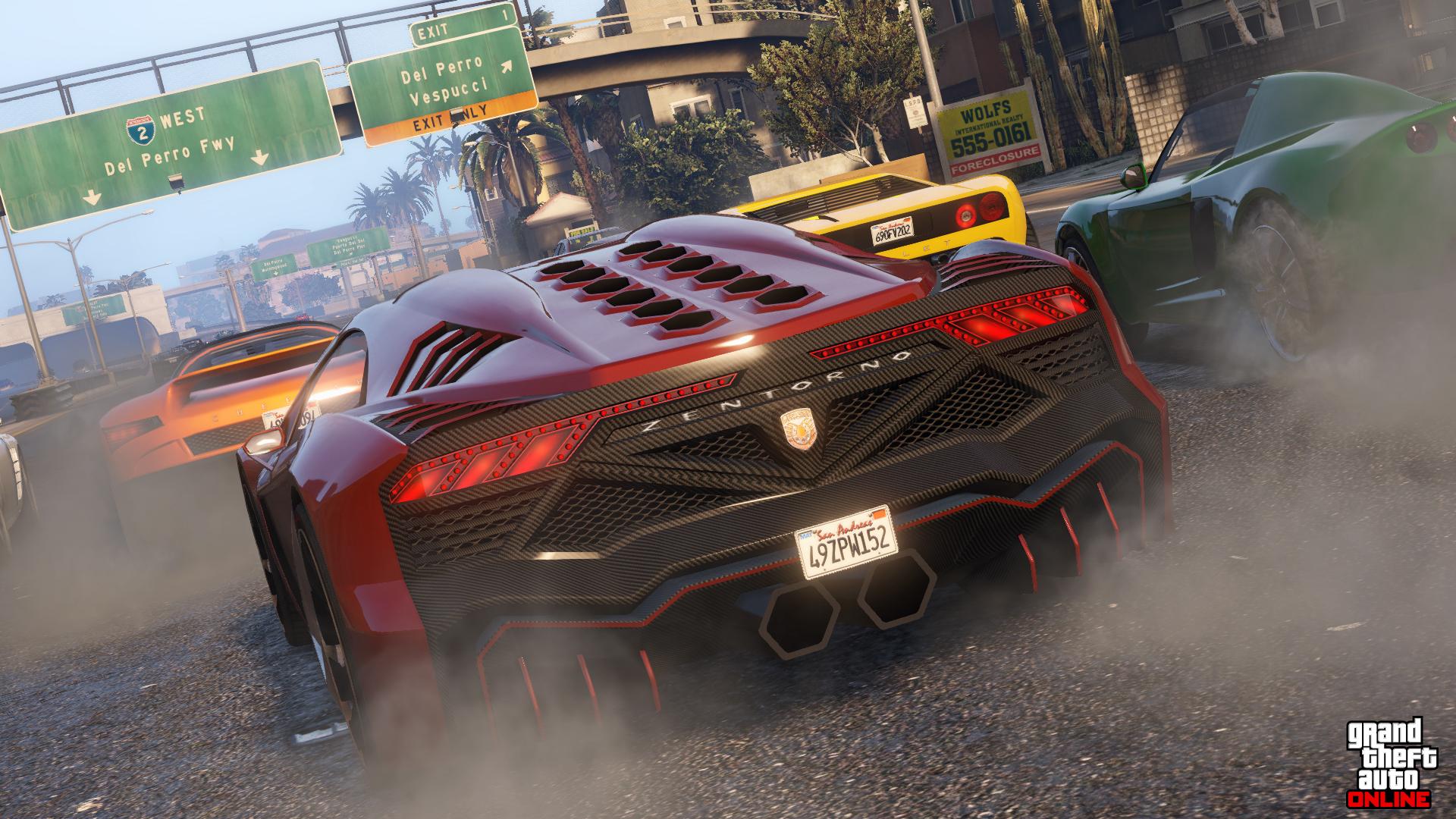 GTA V PS4 And Xbox One Screenshots
