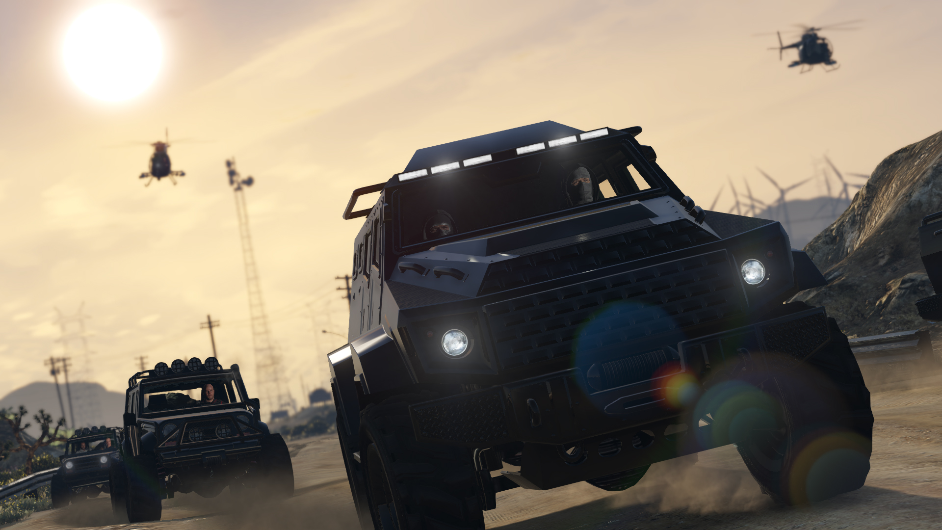 GTA V PS4 And Xbox One Screenshots