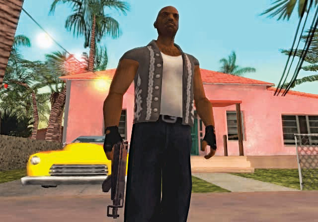 Vice City Stories PS2 Screenshots
