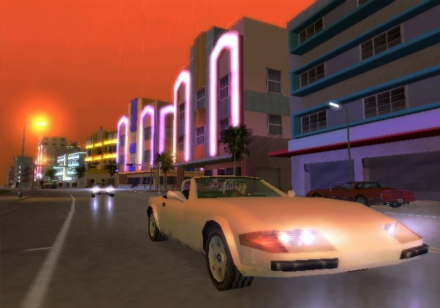 4 New Tires >> The GTA Place - Vice City Stories PS2 Screenshots