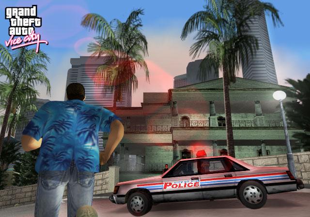 Motor City Auto >> The GTA Place - Vice City PS2 Screenshots
